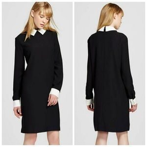 NWT Victoria Beckham Target Rabbit Collar Dress 🐇